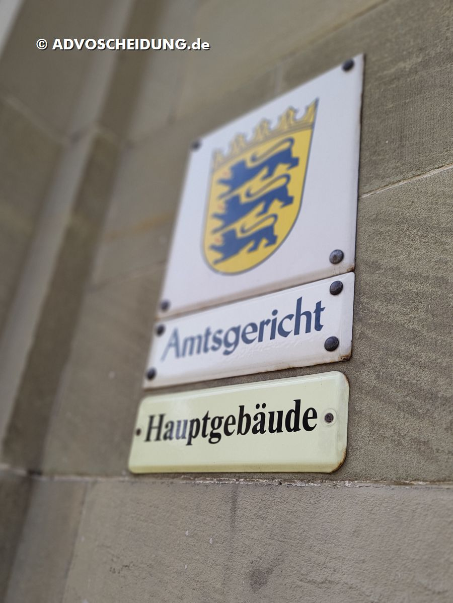 Amtsgericht - Familiengericht - Reutlingen