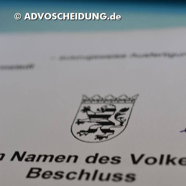 Scheidung online einreichen über das beA durch Anwalt in Königstein (Taunus)