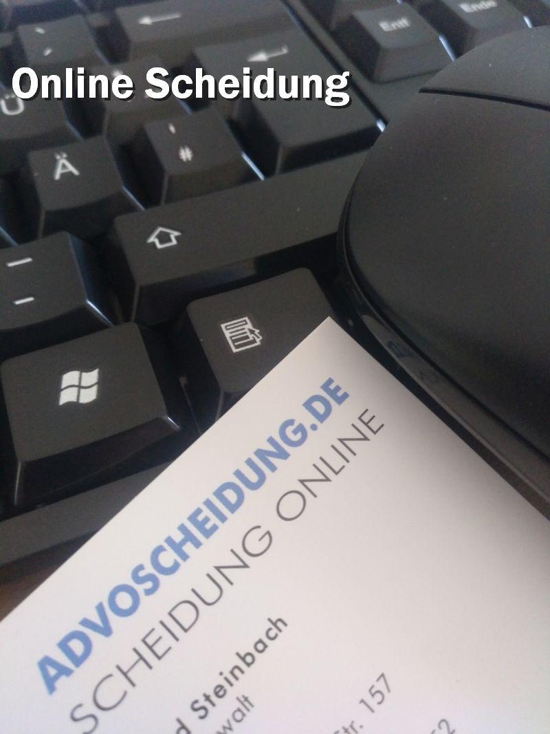 Online Scheidung
