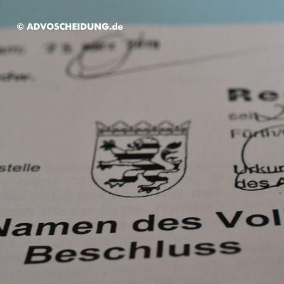 Scheidung online einreichen über beA in Fürth / Odenwald