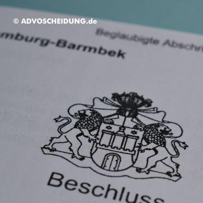 Scheidung online einreichen durch Scheidungsanwalt über das beA in Hamburg