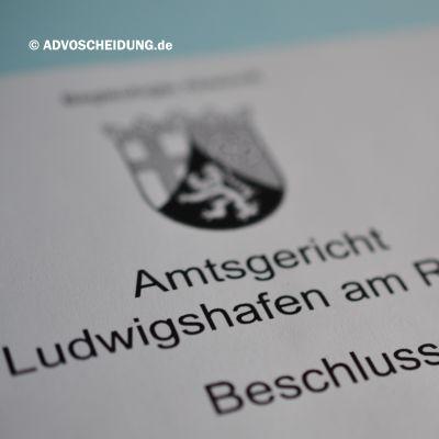 Scheidung online einreichen über das beA in Ludwigshafen am Rhein